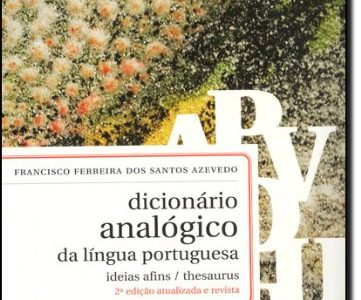 BIBLIOTECA | Dicionário Analógico da Língua Portuguesa