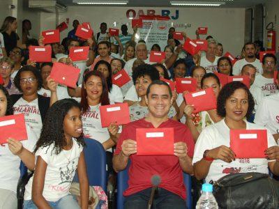 Sindicato dos Comerciários empossa nova diretoria em Nova Iguaçu